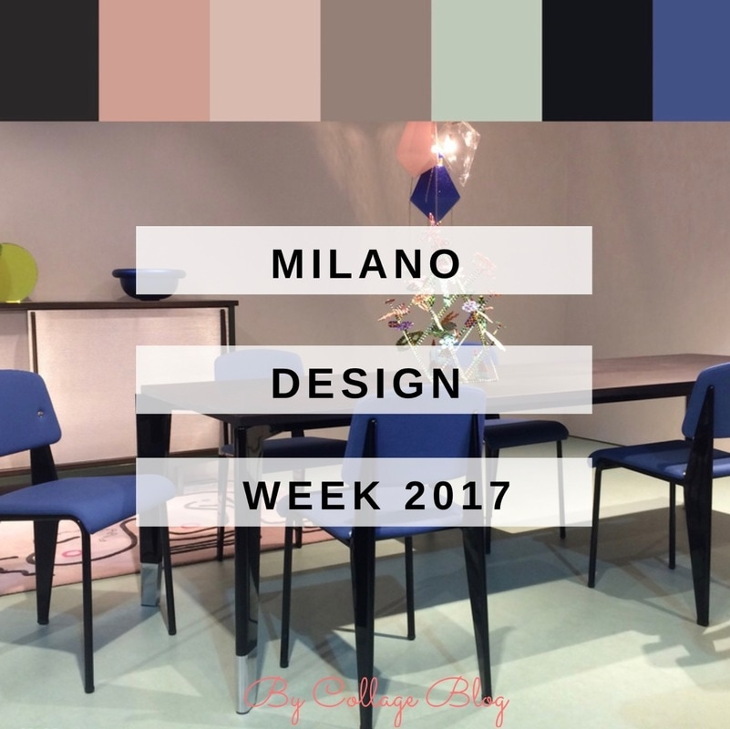 vitra chair, collage blog, milano 2017, iSaloni2017, 56 Salone sle mobile Milano